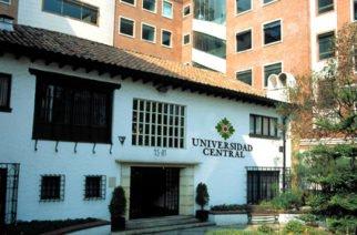 Por protestas en Bogotá la Universidad Central suspendió las actividades académicas