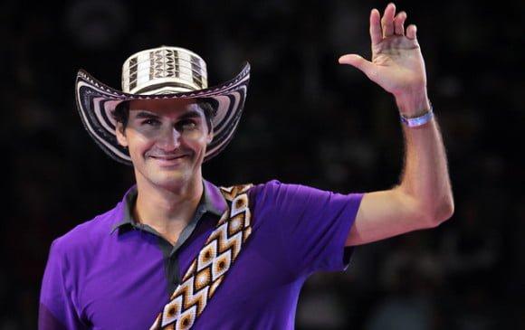Esta sería la fecha para el partido de Federer en Bogotá