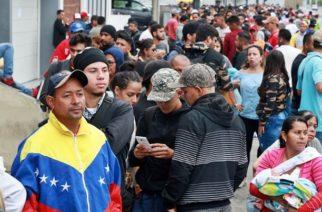 EE.UU. donará $120 millones para atender a migrantes venezolanos en Latinoamérica
