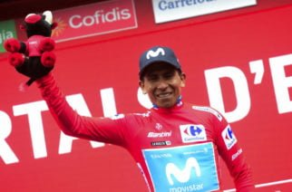 Un grande: Nairo Quintana es el nuevo líder de la Vuelta a España 2019