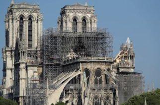 Notre Dame sigue en peligro afirma arquitecto francés