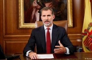 Rey de España disolvió el Parlamento y convocó a elecciones