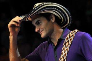 En noviembre Colombia recibirá por segunda vez al tenista Roger Federer