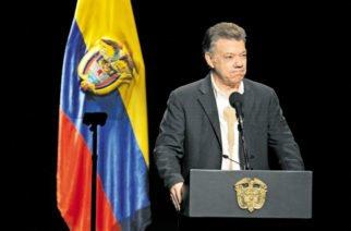 Santos no acudirá a cita del CNE por supuesta financiación de Odebrecht a su campaña