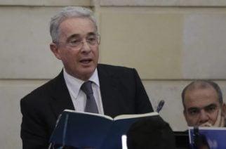 Uribe declaró ante la Corte Suprema tras denuncia de Coronell por Calumnia e Injuria
