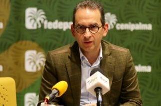 Ministro Valencia da cifras positivas sobre golpes al contrabando