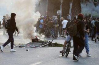 Colombiano fue asesinado de un balazo durante manifestaciones en Chile