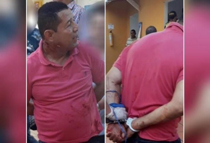 Pastor intenta suicidarse tras ser capturado por presunto abuso sexual en Montería