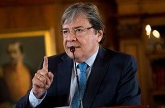 """Canciller Holmes Trujillo: """"No romperemos relaciones con Cuba"""""""