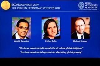 Nobel de Economía es concedido a tres estadounidenses
