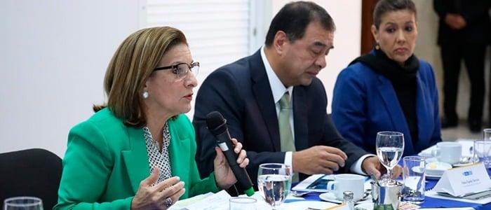 Ministra de Justicia instaló Comité de Seguimiento a los delitos electorales