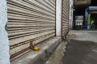 A dos meses del incendio, comerciantes del Mercado Central siguen en el olvido