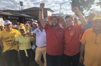 Montería, Cereté Sahagún y Montelíbano fueron los municipios en donde más votos sacó Orlando Benítez
