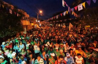 "El ""Annabelismo"" desbordó las calles en San Andrés de Sotavento"
