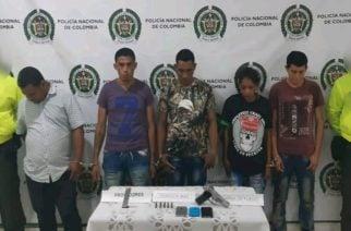 Golpe al Clan del Golfo: Policía capturó cinco integrantes en Córdoba