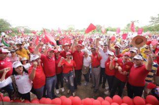 En Cereté, liberales cierran filas con Orlando Benítez