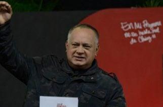 La desestabilización social en el mundo es una «brisita» del «huracán bolivariano», asegura Diosdado Cabello