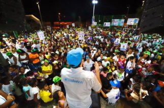 Boletín de prensa: Montería, cada vez más decidida a favor de Carlos Gómez