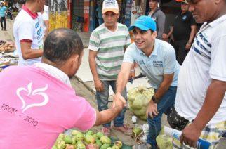 Carlos Gómez plantea el apoyo al emprendimiento como herramienta para el avance de Córdoba