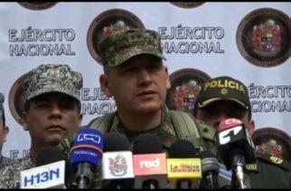 Seguridad para las elecciones estará garantizada por funcionarios del Ejército