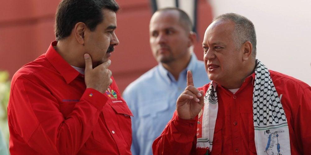 """Diosdado Cabello: """"En Ecuador, Perú, Argentina, Colombia, Honduras y Brasil ha habido una brisita bolivariana"""""""