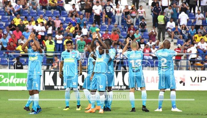 Los Jaguares se enfrentan este martes al Envigado FC