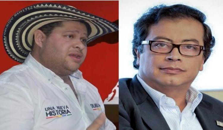 Petro viene a Montería a firmar alianza en respaldo a la candidatura de Orlando Benítez