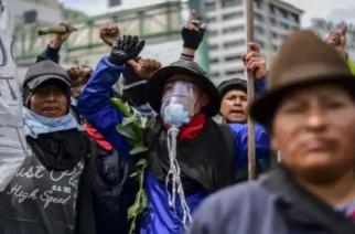 Finalizan protestas en Ecuador tras acuerdo entre indígenas y gobierno