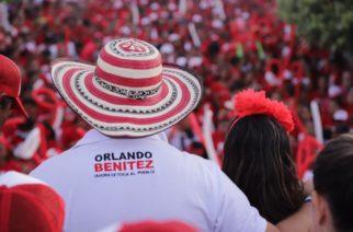 El San Jorge anticipa victoria contundente de Orlando Benítez