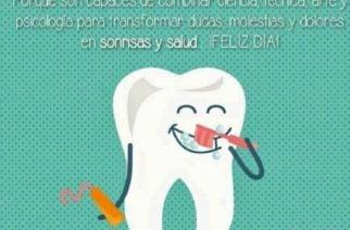 Hoy se celebra el Día del Odontólogo