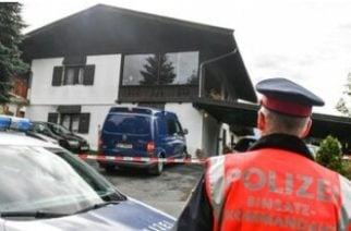 Por presuntos celos asesinó a su exnovia y a la familia en Austria