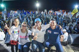 Boletín de prensa: En Tierralta, Carlos Gómez tuvo la concentración del triunfo