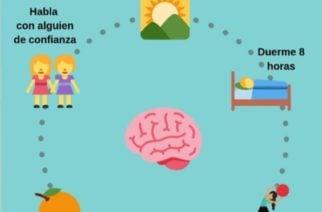 ¡Hoy es Día Mundial de la Salud Mental! Está dedicada a la 'Salud Mental en el Trabajo'