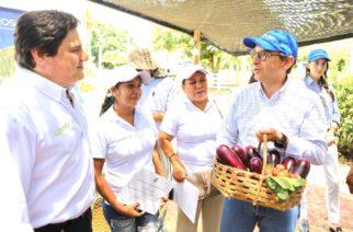 En Córdoba, Ministro de Agricultura destaca articulación entre el SENA y AGROSAVIA en pro de la transformación del campo