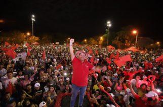 15 mil personas se sumaron al cierre de campaña de Mayorías Liberales en Montería