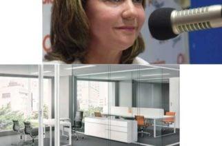 Milene Andrade propone crear la primera oficina de cristal en la Gobernación de Córdoba