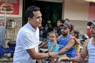"""""""No me retiraré de la contienda"""": candidato amenazado de muerte en Tierralta"""