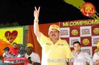 Gabriel Calle Demoya, la opción definitiva para el progreso de Montelíbano