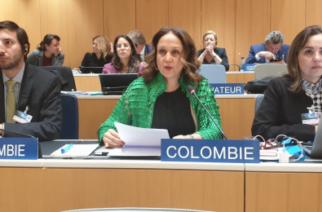 Colombia dice presente en la 59 edición de reuniones de la OMPI