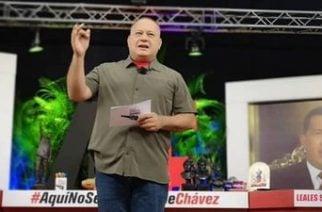 Diosdado Cabello: Presidente de Colombia debe asumir error y pedir disculpas