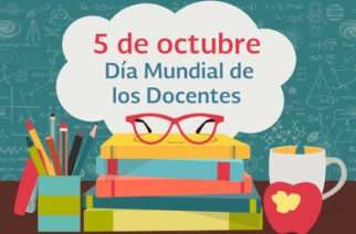 ¡Feliz día a los maestros! Hoy se celebra el Día Mundial de los Docentes