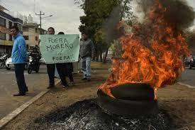 Presidente de Ecuador decreta estado de excepción tras protestas por alza de precio en combustibles