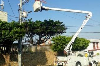 ¡Atención Planeta Rica! Por trabajos de mantenimiento suspenderán el servicio de energía