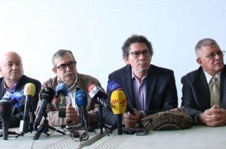 Gobierno exigirá al partido de las Farc entregar todos sus bienes