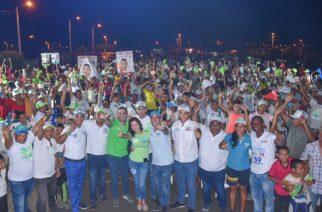 Boletín de prensa: En recorrido por el sur Carlos Gómez ratifica sus compromisos con Montería