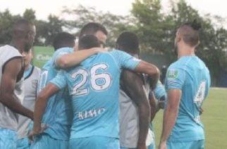 Jaguares reacciona y logra una victoria ante el Once Caldas