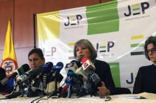 La JEP amplía el plazo para que las organizaciones de víctimas entreguen informes