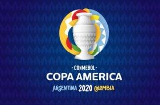 Conmebol presentó logo de la Copa América 2020
