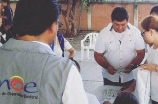 MOE: Hay alerta roja en tres municipios de Córdoba por violencia y fraude electoral