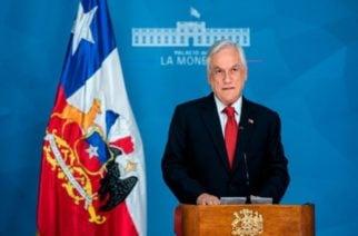 Piñera anunció medidas económicas para mitigar protestas en Chile